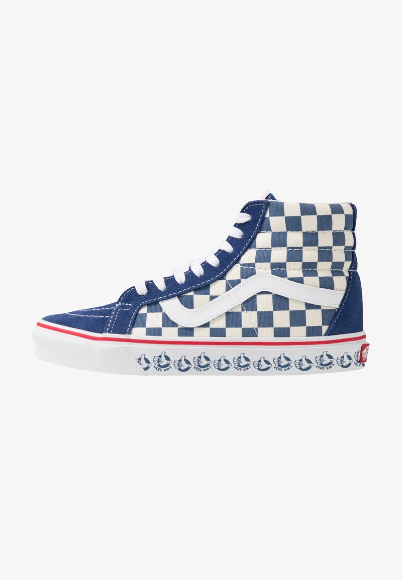 Vans - SK8 REISSUE X BMX - Sneaker high - true navy/white