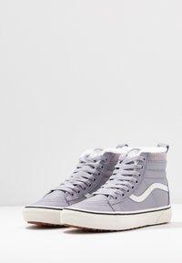 Vans - SK8 MTE - Zapatillas altas - lilac gray - 4