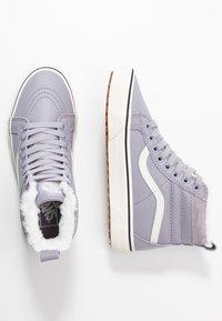 Vans - SK8 MTE - Zapatillas altas - lilac gray - 3