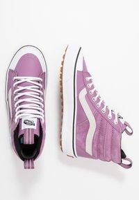 Vans - SK8 MTE 2.0 DX - Sneakers alte - valerian/true white - 3