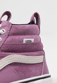 Vans - SK8 MTE 2.0 DX - Sneakers alte - valerian/true white - 2