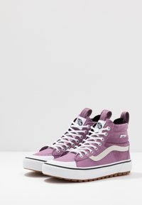 Vans - SK8 MTE 2.0 DX - Sneakers alte - valerian/true white - 4