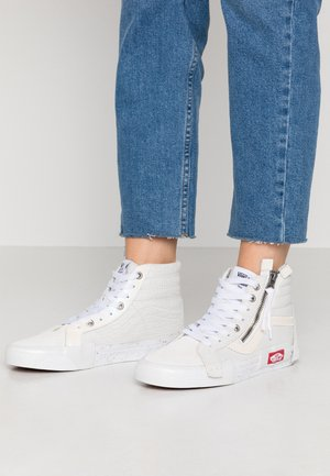 SK8-HI REISSUE CAP - High-top trainers - blanc de blanc/true white
