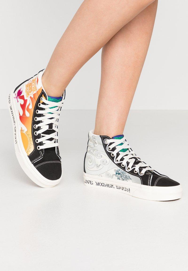 Vans - STYLE 238 - Sneakersy wysokie - marshmallow