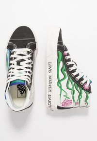 Vans - STYLE 238 - Sneakersy wysokie - marshmallow - 3
