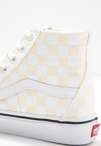 Vans - SK8 TAPERED - Baskets montantes - white/true white - 2