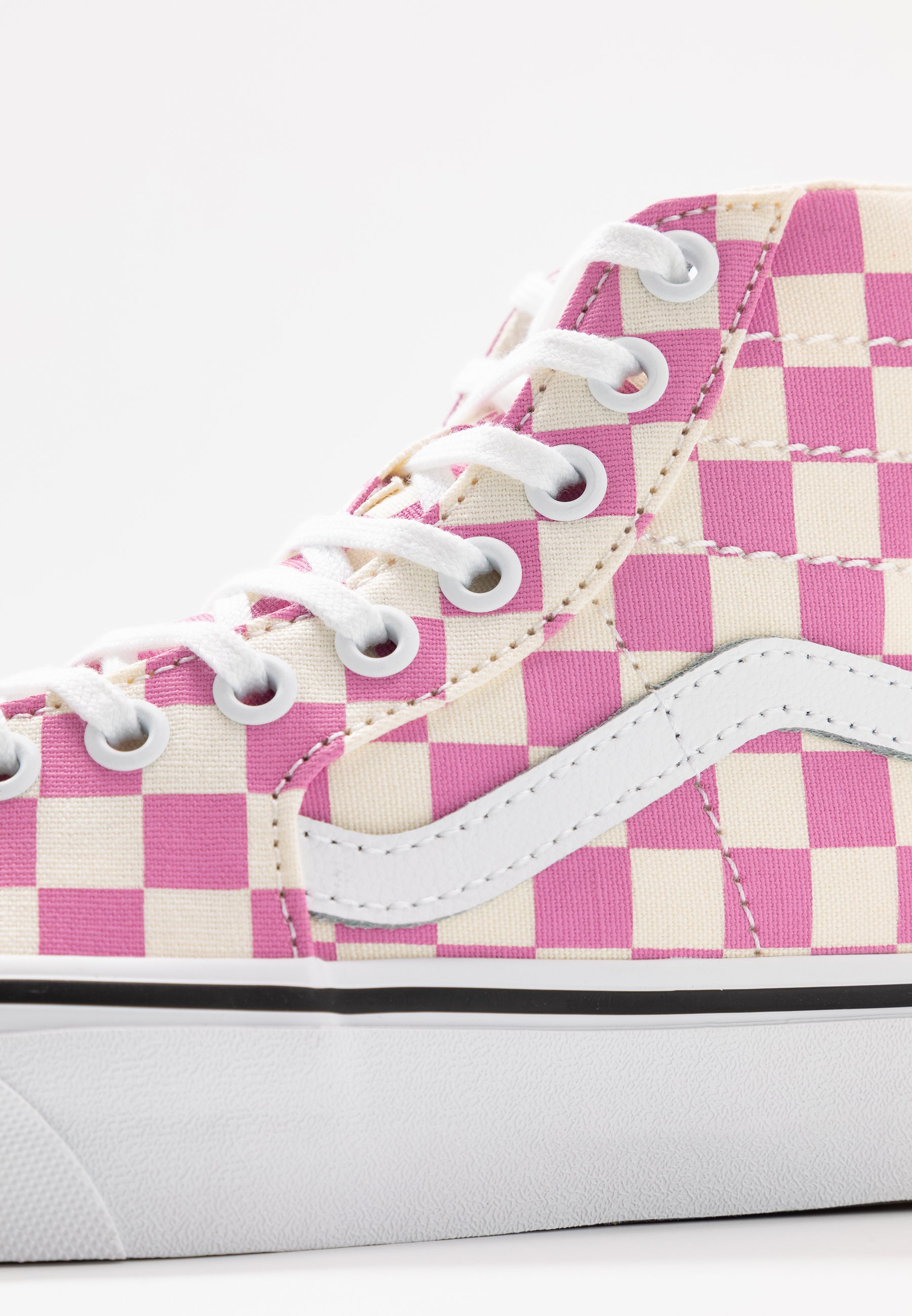SK8 TAPERED Baskets montantes fuchsia pinktrue white
