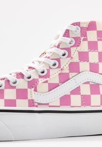 Vans - SK8 TAPERED - Baskets montantes - fuchsia pink/true white - 2