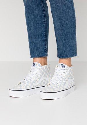 SK8 TAPERED - Sneakers alte - zen blue/true white