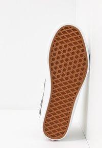 Vans - Zapatillas altas - black/true white - 4