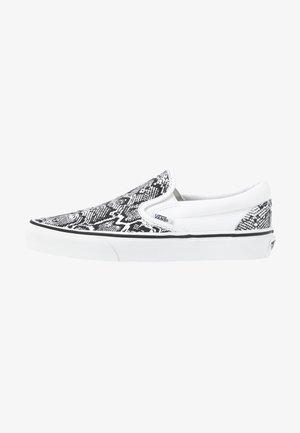 CLASSIC - Slippers - white/true white