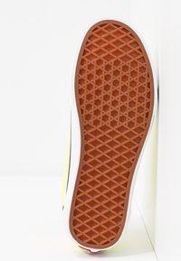 Vans - OLD SKOOL - Baskets basses - lemon tonic/true white - 6