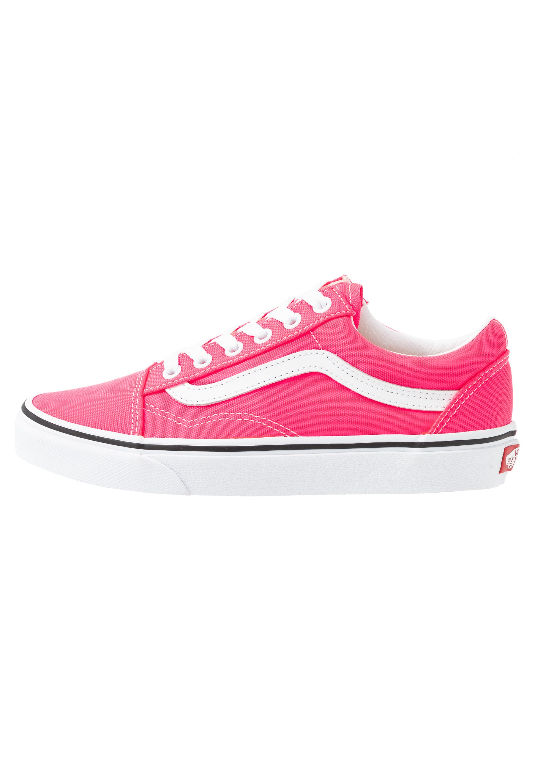 OLD SKOOL Sneaker low knockout pinktrue white