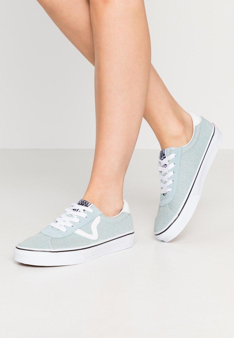 Vans - SPORT - Sneakers laag - washed/true white