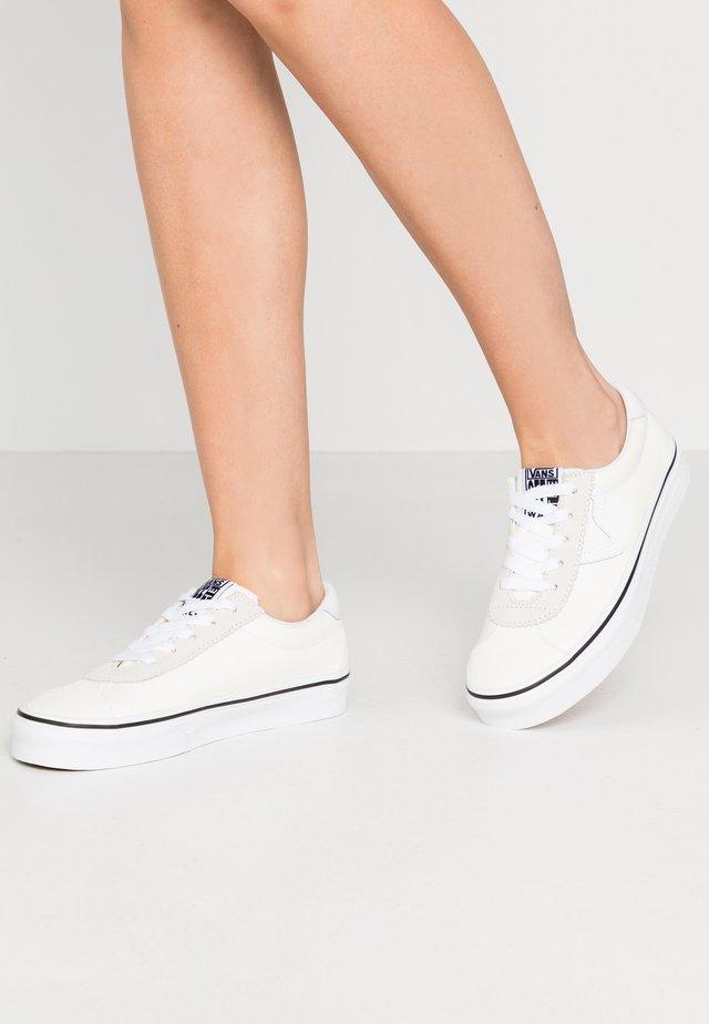 SPORT - Sneakers laag - white/true white