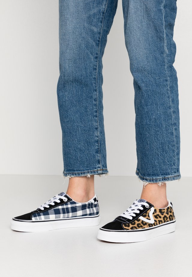 SPORT - Sneakers laag - bayside/true white