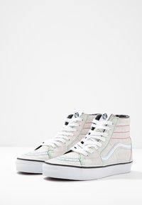 Vans - SK8 - Sneakers alte - white/true white - 4