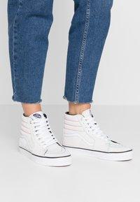 Vans - SK8 - Sneakers alte - white/true white - 0