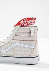 Vans - SK8 - Sneakers alte - white/true white - 8