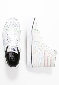 Vans - SK8 - Sneakers alte - white/true white - 3