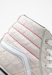Vans - SK8 - Sneakers alte - white/true white - 2