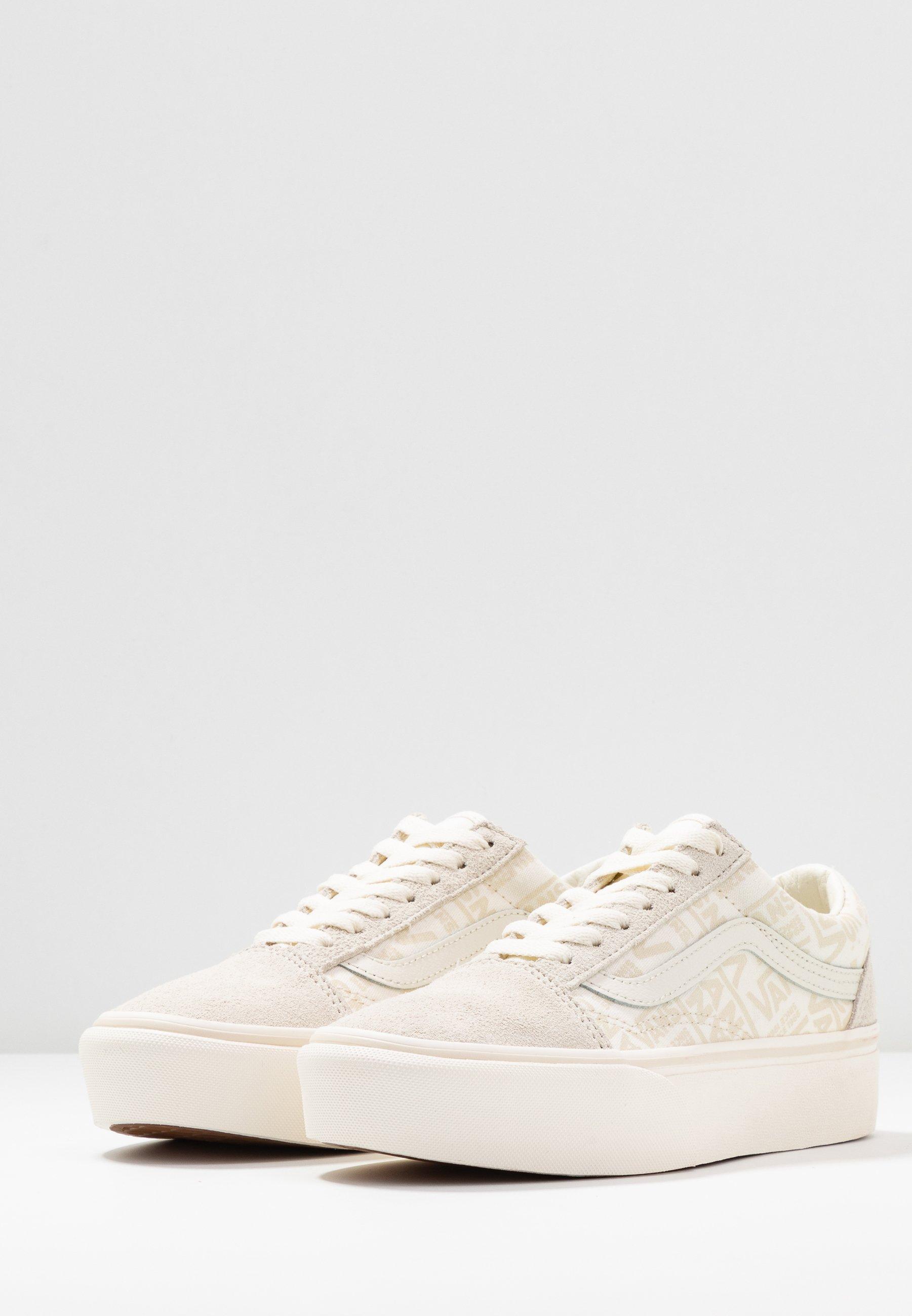 UA OLD SKOOL Sneaker low marshmallow