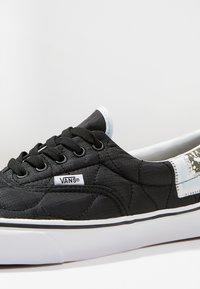 Vans - ERA - Sneaker low - black/true white - 5