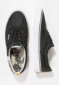 Vans - ERA - Sneaker low - black/true white - 1