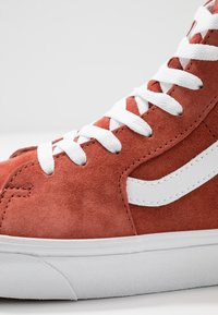 Vans - SK8 - High-top trainers - burnt brick/true white - 6