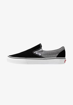 CLASSIC SLIP-ON - Trainers - suiting/black