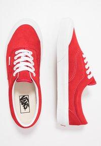 Vans - ERA TC - Skateboardové boty - racing red/true white - 1