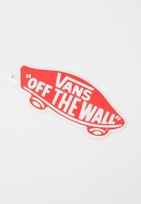 Vans - ERA TC - Skateboardové boty - racing red/true white - 5