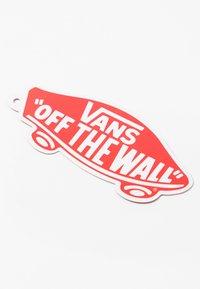 Vans - ERA TC - Sneakersy niskie - black/true white - 5