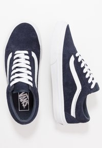Vans - OLD SKOOL - Tenisky - parisian night/true white - 1