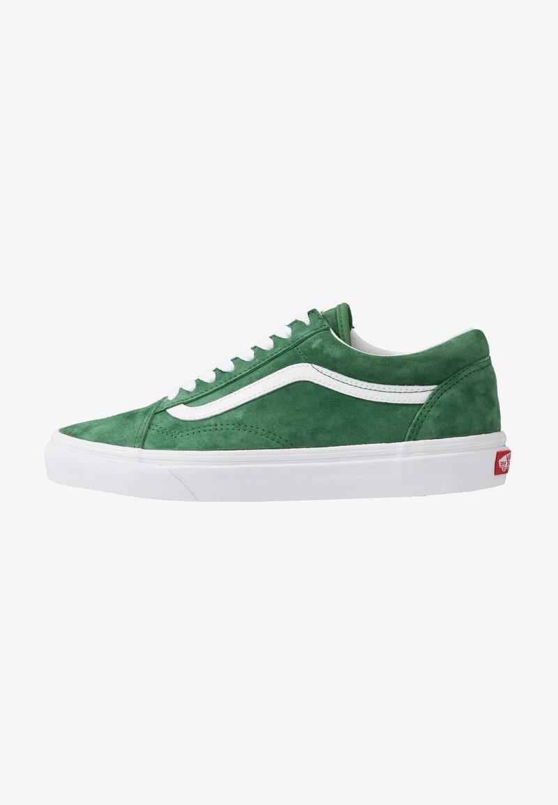 Vans - OLD SKOOL - Sneaker low - fairway/true white