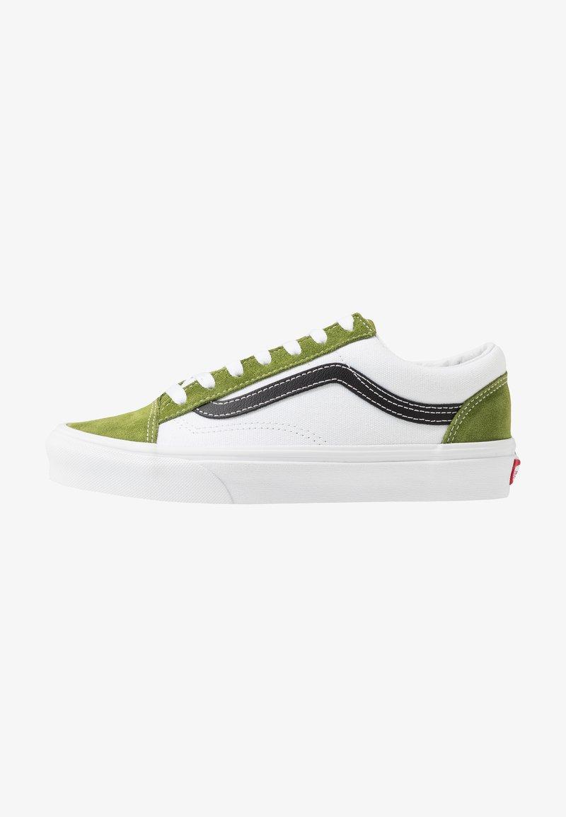 Vans - STYLE 36 - Joggesko - calla green/true white
