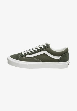 STYLE 36 - Trainers - olive