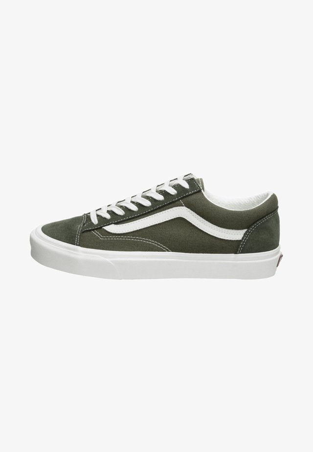 STYLE 36 - Sneakers laag - olive