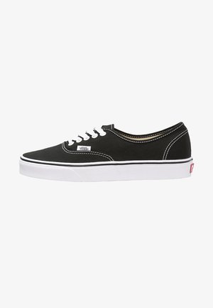 AUTHENTIC - Baskets basses - black