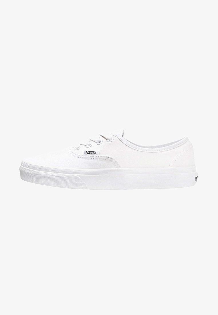 Vans - AUTHENTIC - Sneakers basse - true white