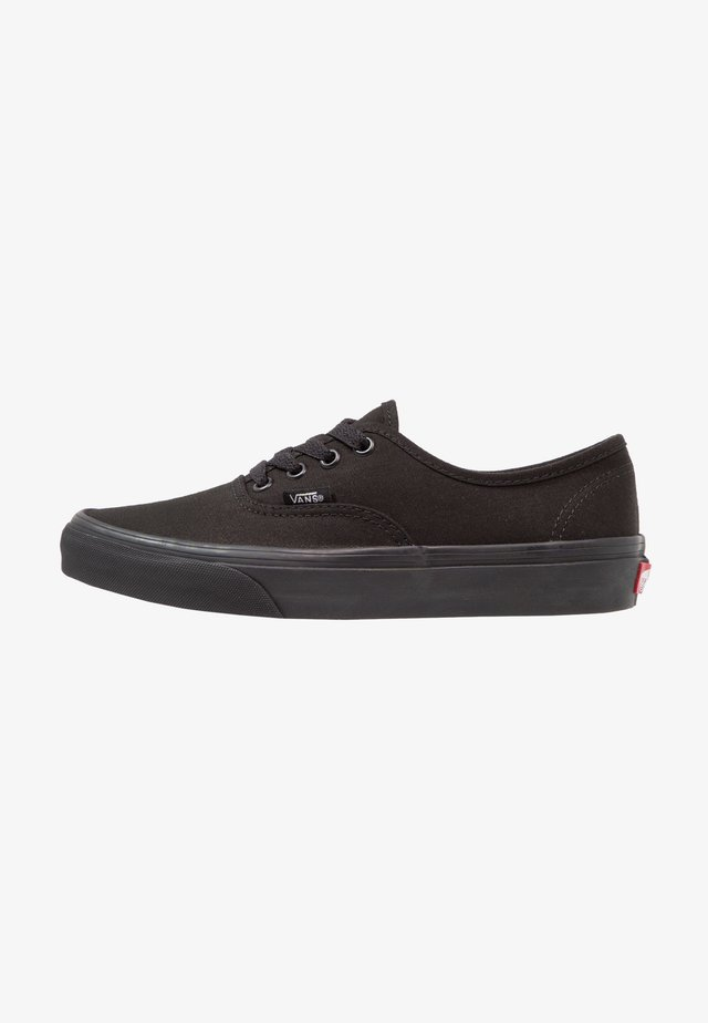 AUTHENTIC - Matalavartiset tennarit - black