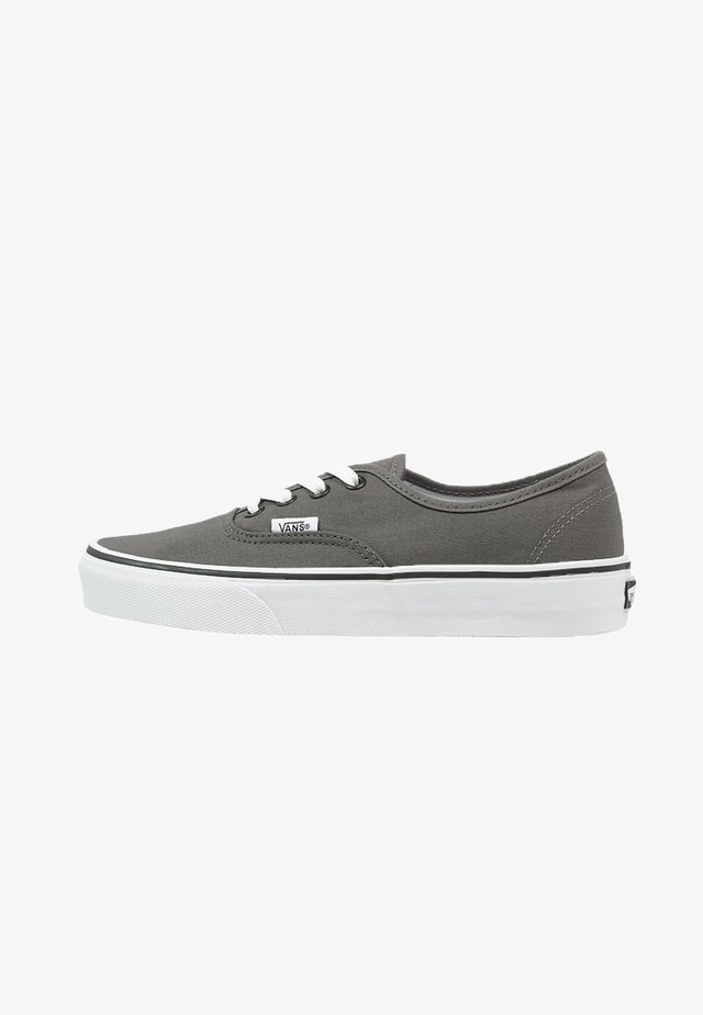 AUTHENTIC - Skateskor - pewter/black