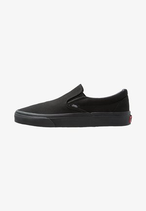 CLASSIC SLIP-ON - Loaferit/pistokkaat - black