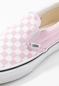 Vans - CLASSIC - Loaferit/pistokkaat - lilac snow/true white - 2