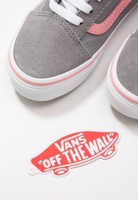 Vans - OLD SKOOL - Zapatillas - frost gray/pink icing - 6