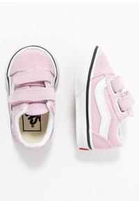 Vans - OLD SKOOL - Sneakers basse - lilac snow/true white - 0