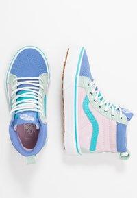 Vans - SK8 - Baskets montantes - lilac snow/ultramarine - 0