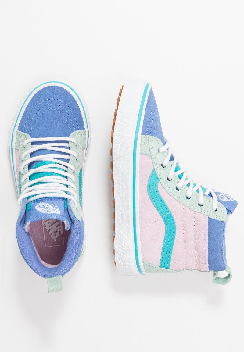 Vans - SK8 - Sneakers hoog - lilac snow/ultramarine