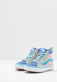 Vans - SK8 - Baskets montantes - lilac snow/ultramarine - 3