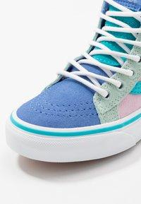 Vans - SK8 - Baskets montantes - lilac snow/ultramarine - 2